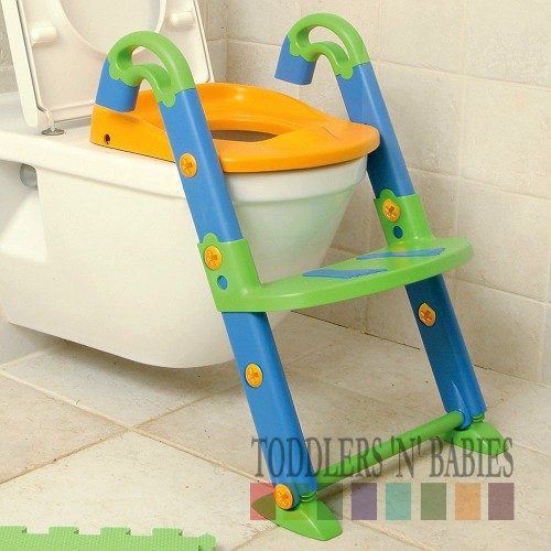 Toddlers N Babies Kids Kit 3 In 1 Toilet Trainer