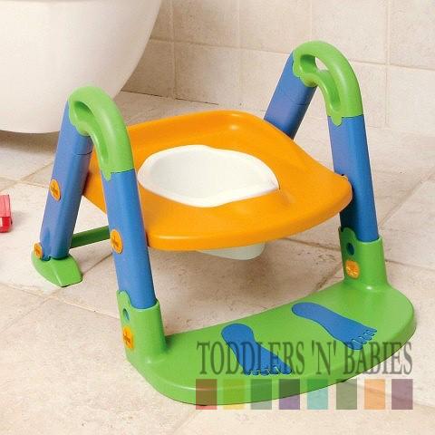 Toddlers N Babies Kids Kit 3 In 1 Toilet Trainer