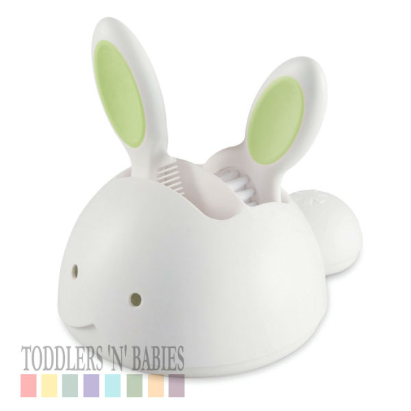Toddlers N Babies Skip Hop Hare Baby Comb Amp Brush Set