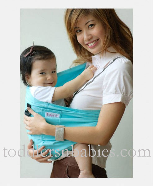 Most stylish baby carrier