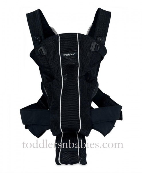 4ca5cca552b Toddlers  N  Babies   BabyBjorn Synergy Carrier Black  618-211 ...