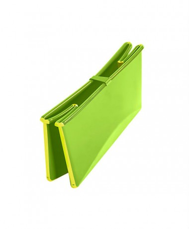 FlexiBath The Award Winning Foldable Baby Bath - Green/Lime
