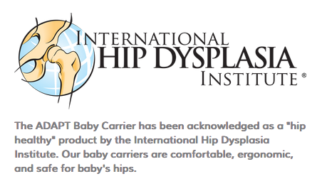 Ergobaby International Hip Dysplasia Institute