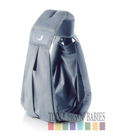 BabaSling Dolphin Grey
