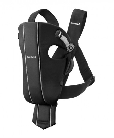 BabyBjorn Original Carrier Spirit Black Diamond