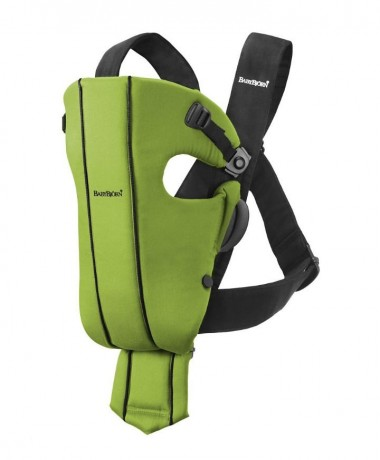 BabyBjorn Original Carrier Spirit Green Energy