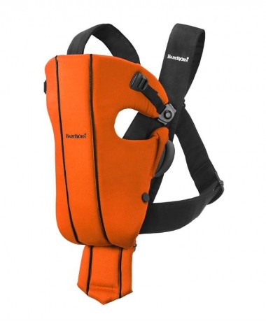 BabyBjorn Original Carrier Spirit Orange Flame