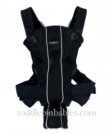 BabyBjorn Synergy Carrier Black