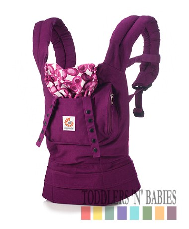 ERGObaby Original Carrier - Mystic Purple