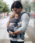 Ergobaby Four Position 360 Performance Carrier - Cool Air Carbon Grey