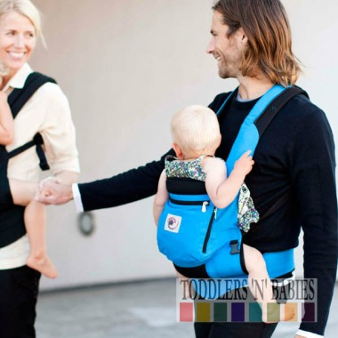 ERGObaby Performance Carrier - True Blue