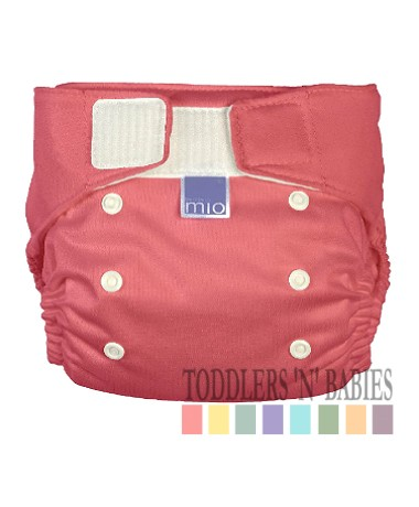 Bambino Miosolo All-in-One Nappy - Cola Cube