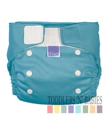 Bambino Miosolo All-in-One Nappy - Flying Saucer