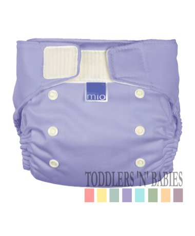 Bambino Miosolo All-in-One Nappy - Parma Violet