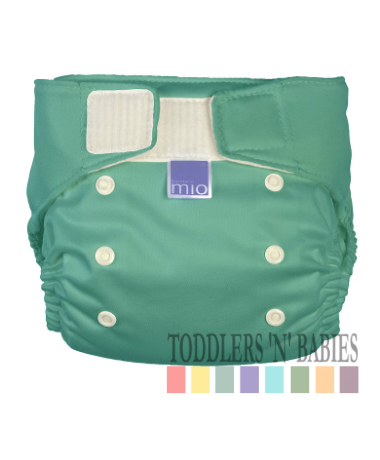Bambino Miosolo All-in-One Nappy - Peppermint Cream