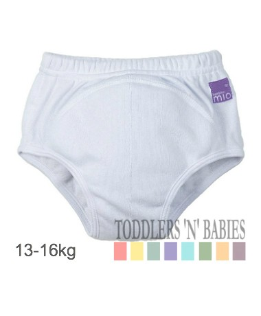 Bambino Mio Training Pants (13-16kg) - White