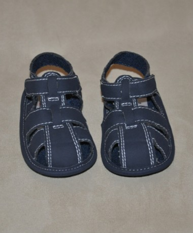 Dark Blue Sandal