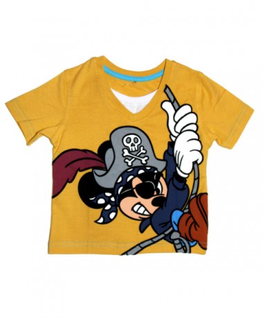 Disney's Pirate Mickey Mouse T-Shirt