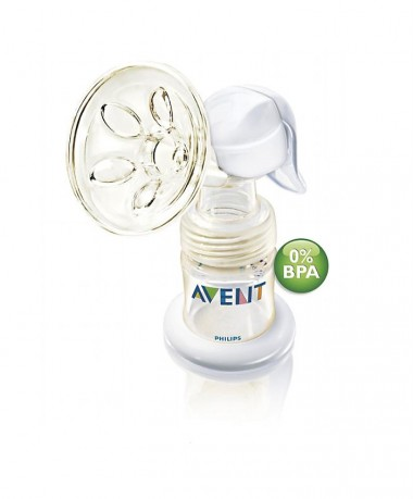 Philips AVENT BPA Free ISIS Manual Breast Pump