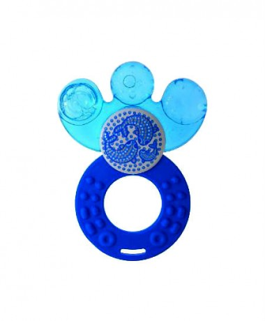 MAM Teether 4M+ BPA Free Pacific Blue Dreamtime