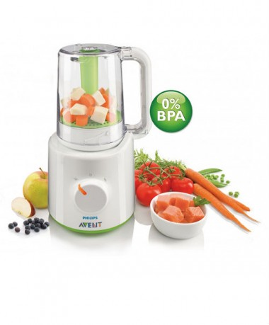 Philips AVENT Babyfood Steamer & Blender