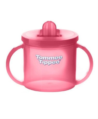 Tommee Tippee Essentials First Cup - Pink