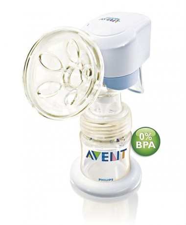 Philips AVENT BPA Free Single Electronic Breast Pump