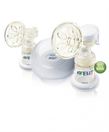 Philips AVENT BPA Free TWIN Electronic Breast Pump