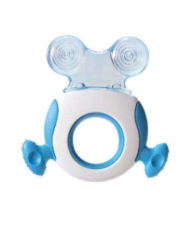 Tommee Tippee Closer to Nature Stage 2 Easy Reach Teether - Blue