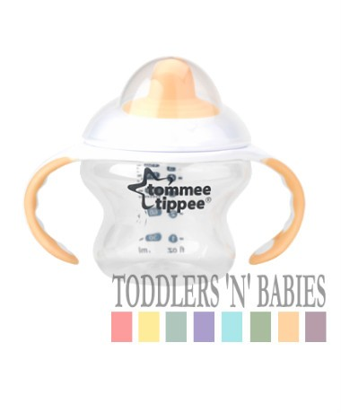 Tommee Tippee Explora First Sips - Orange