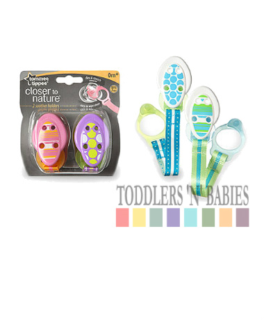 Tommee Tippee Closer To Nature Smoother Holders (x2)