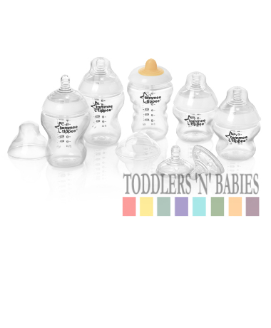 Tommee Tippee Closer to Nature Feeding Starter Set