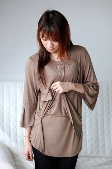 Autumnz Bliss Top - Khaki