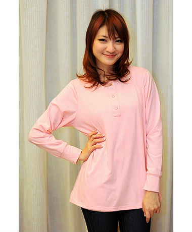 Autumnz Essential Tee - Peach
