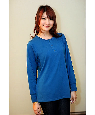 Autumnz Essential Tee - Peacock Blue