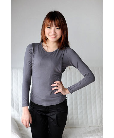Autumnz Nursing Inner - Graphite