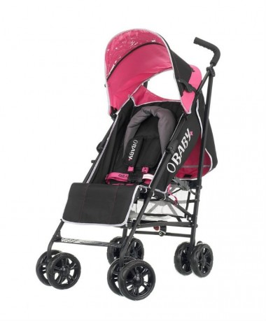 OBaby Atlas Plus Sport Pink