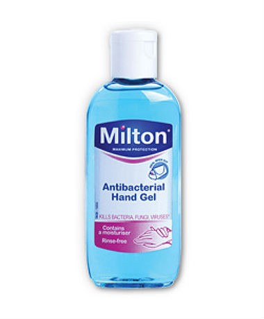 Milton Antibacterial Hand Gel - 100ml