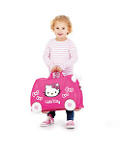 Hello Kitty Trunki - The World's First Sparkle Trunki Suitcase