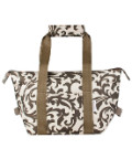 Autumnz Chic 2-in-1 Convertible Cooler Bag - Pansy Cluster