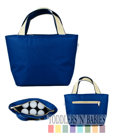 Autumnz Trendy Cooler Tote - Royal Blue