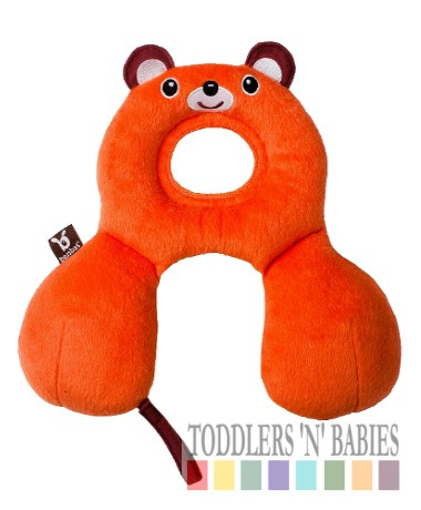 BenBat Travel Friends Total Support Headrest Bear (0-12 months old)