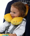 BenBat Travel Friends Total Support Headrest Lion (1-4 years old)