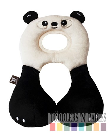BenBat Travel Friends Total Support Headrest Panda (1-4 years old) [Special Edition]