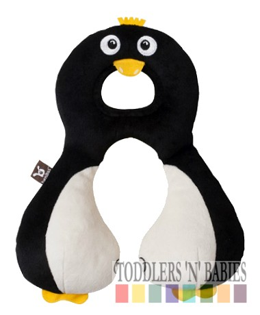 BenBat Travel Friends Total Support Headrest Penguin (1-4 years old)[Special Edition]