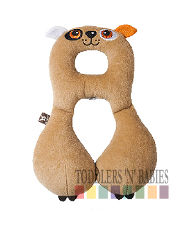 BenBat Travel Friends Total Support Headrest Dog (4-8 years old)