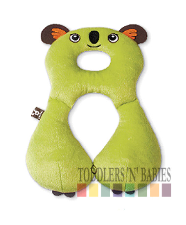BenBat Travel Friends Total Support Headrest Koala (4-8 years old)
