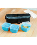 Skip Hop Bento Blue/Grey