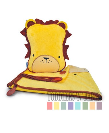 Trunki SnooziHedz - Leeroy the Lion