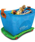 Trunki Travel Toybox - Blue